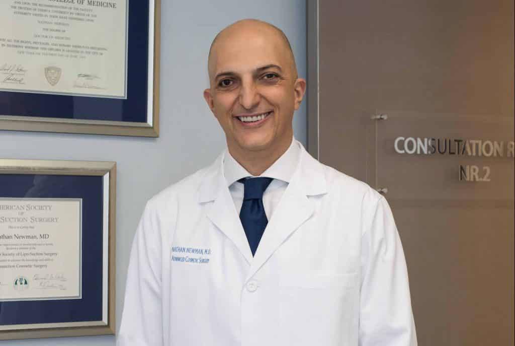About Dr  Nathan Newman - Cosmetic Surgeon, Beverly Hills CA