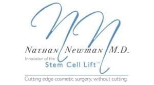 Nathan Newman MD Logo Stem Cell Lift